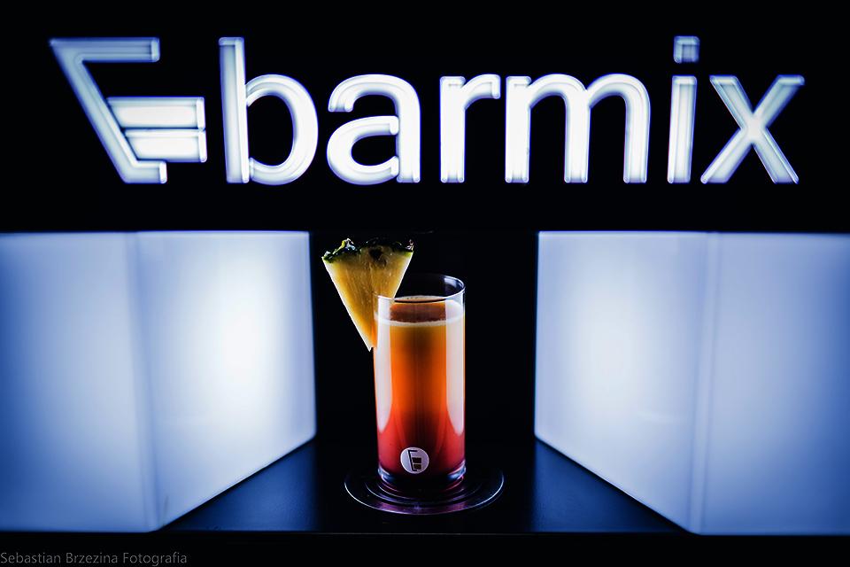 Barman na wesele a może Barmix?